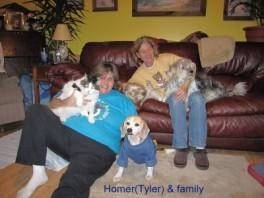Homer_family