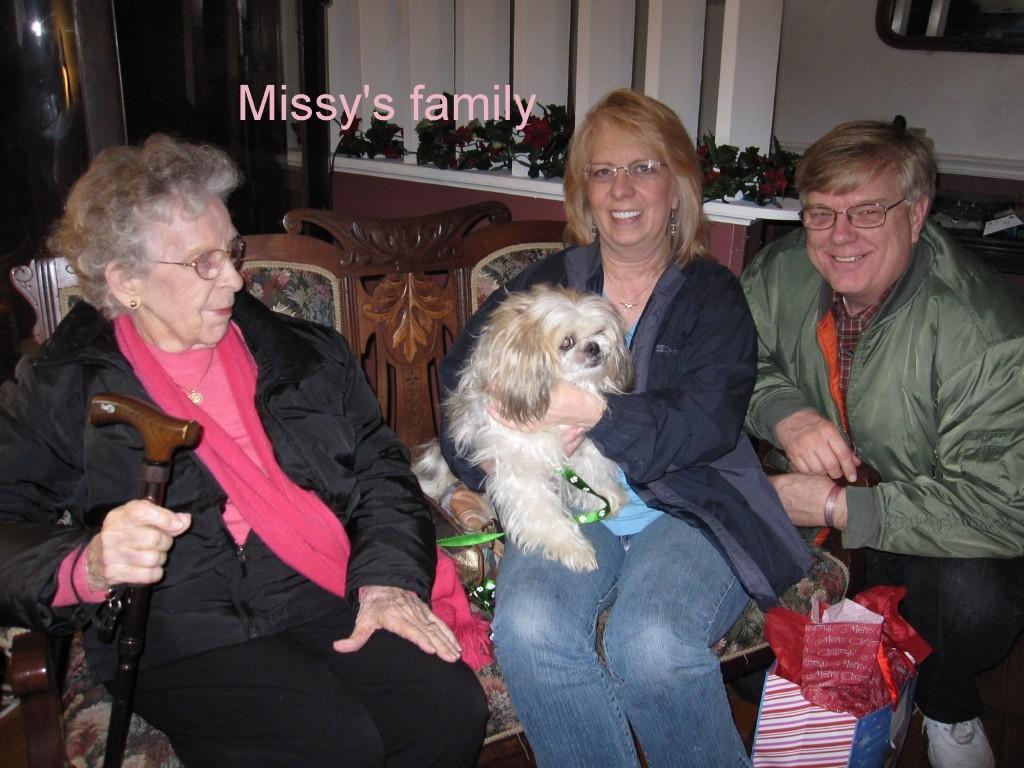 Missy family